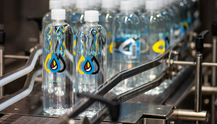 SMSC Water Bottling