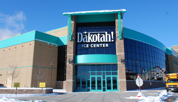 Dakotah! Ice Center